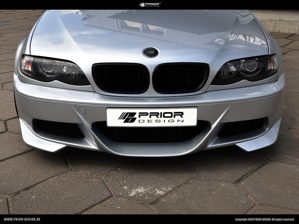 prior design bmw e46 3 series 328 335 limousine aerodynamic bodykit front side rear a photo on. Black Bedroom Furniture Sets. Home Design Ideas