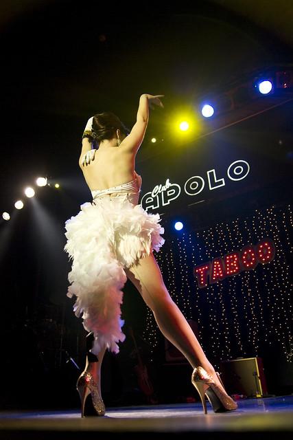 Evita Mansfield en Taboo