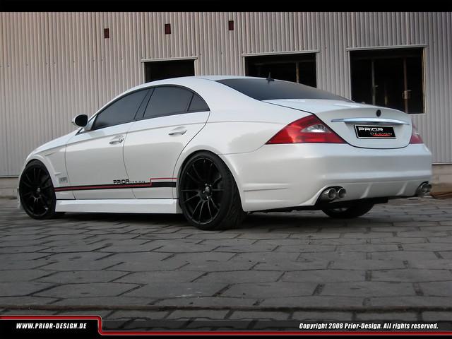 Prior design mercedes benz cls cls500 cls600 flickr for Mercedes benz cl 240
