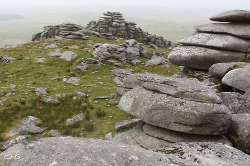 Penair Oldies 20 - Training Walk, 5th June 2010 Bodmin Moor by Stocker Images