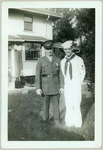 Two uniforms