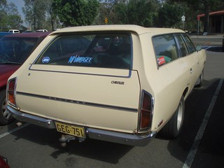 1981 Chrysler CM Valiant station wagon