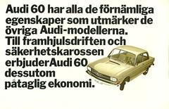 4/1969 Audi 60
