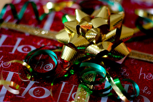 Presents, Ribbons, and Bows
