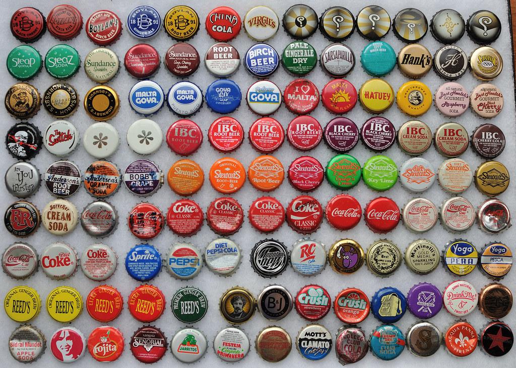 Non-Alcoholic Caps