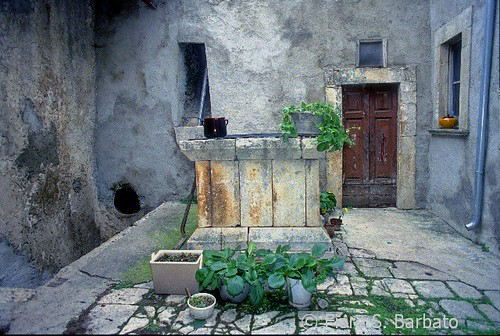 San Benedetto in Perillis (AQ), 1993.