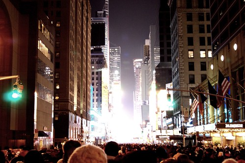 What to do in December: Times Square Ball Drop