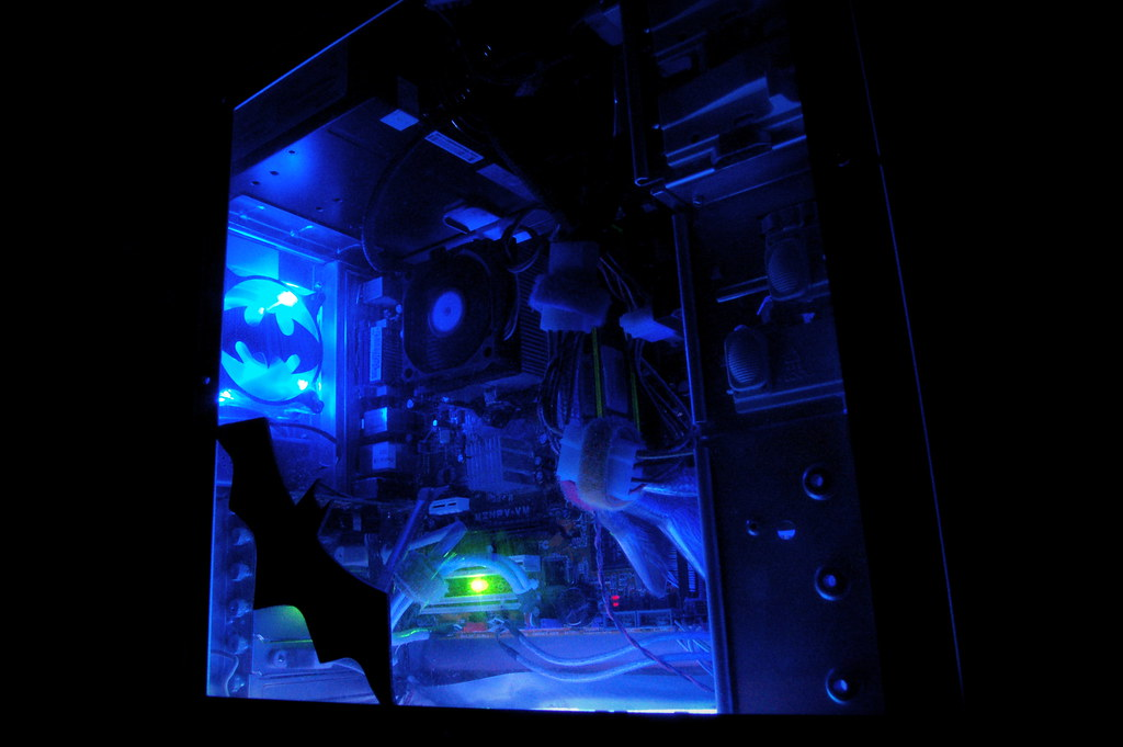 2002 The Bat-Computer