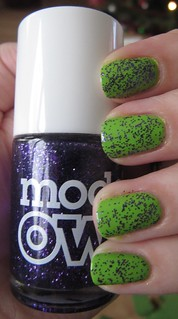 ModelsOwn - Purple Haze over Models Own - Lime Green