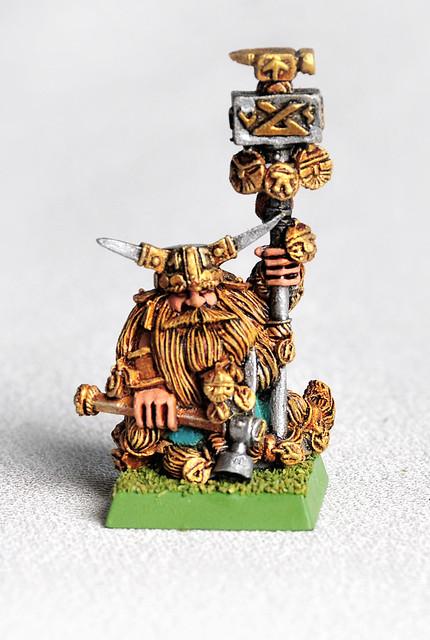 Dwarf Runesmith