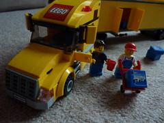 Lego: Coffee break