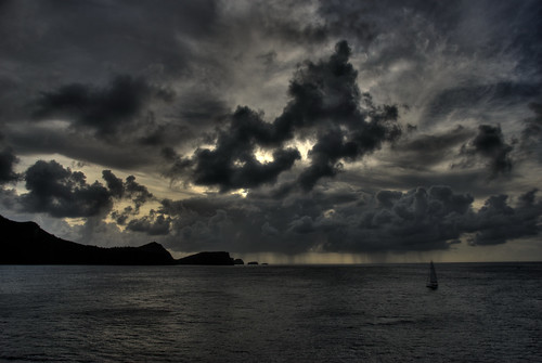 Big Sky in Bequia
