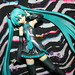 17/365- Vocaloid Miku Figure