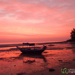 Low Tide at Sunset - Koh Samui, Thailand