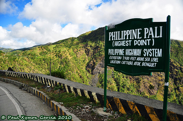 Highest Point in the Highest Highway in the Philippines, Atok, Benguet