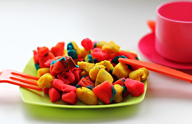 Play doh food served by mimi flickr photo sharing