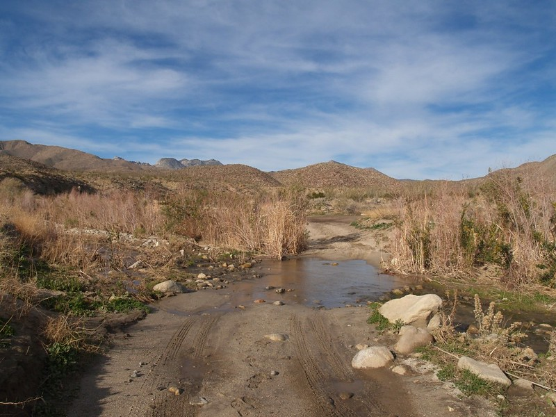 Second Crossing on Coyote Creek Road