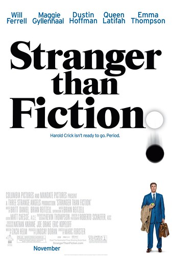 奇幻人生 Stranger than Fiction(2006)