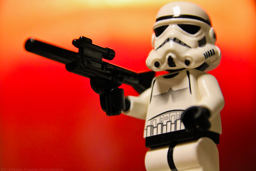 Stormtrooper: Up Close & Personal