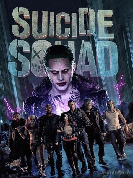 Biệt Đội Cảm Tử - Suicide Squad