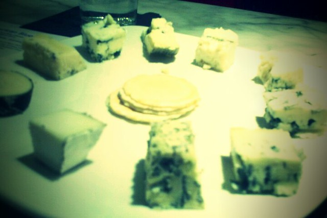 Blue Cheese Tasting @ Cheesetique