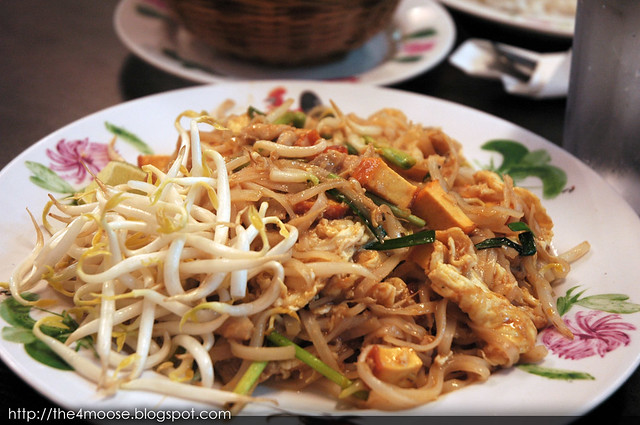 pad thai in chinese