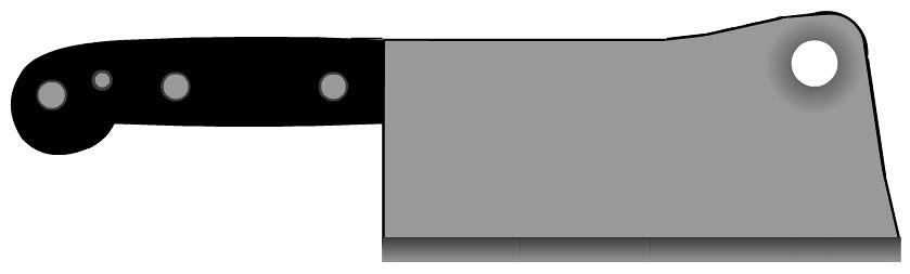 Cleaver / Butcher knife