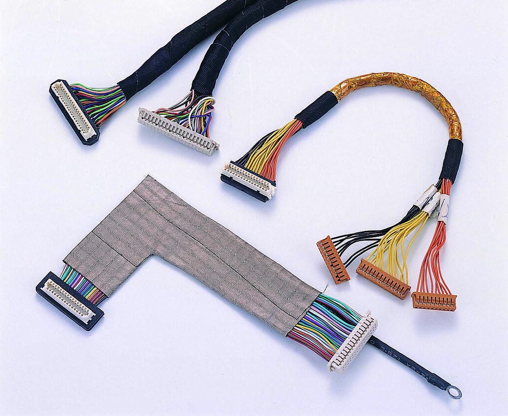 C1 LVDS cable | We could make LVDS cable by JAE, JST, Molex