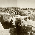 2-part Panoramic view of Bethlehem, looking West.