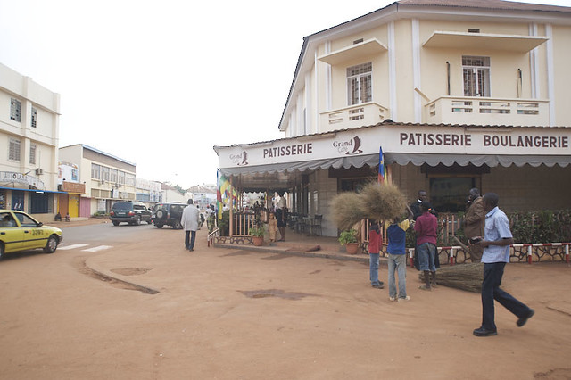 The Bangui City