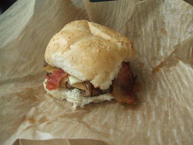 Bacon cheeseburger | At Bub's Burger Joint. | By: jumbledpile | Flickr ...