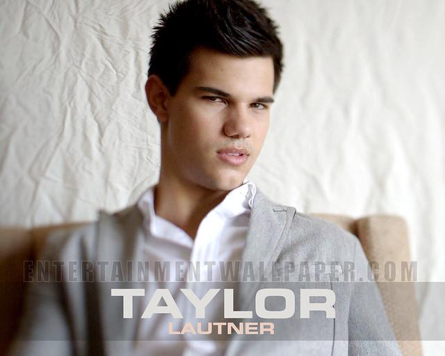 Taylor Lautner Actor Wallpaper