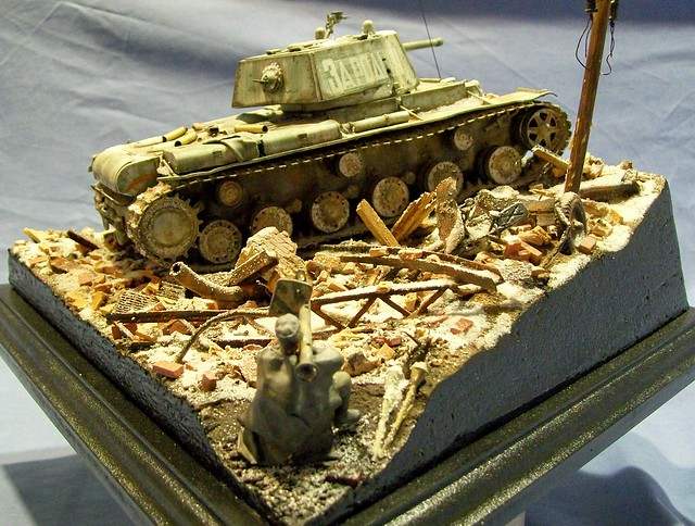 Model Tank Dioramas http://www.flickr.com/photos/56257533@N07/5236243560/