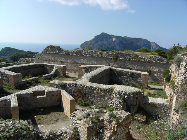 Capri Villa Jovis Flickr Photo Sharing