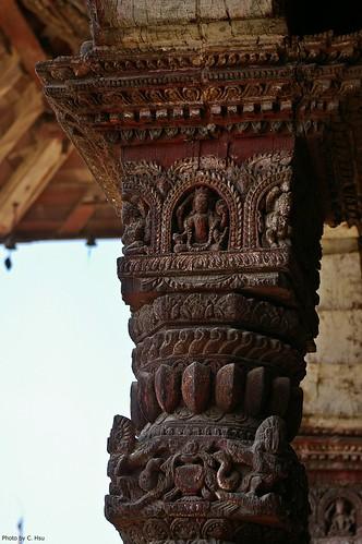 Bhaktapur - Taumadhi Square(陶馬迪廣場))- Nyatapola Temple