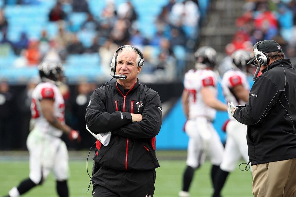 Falcons at Panthers
