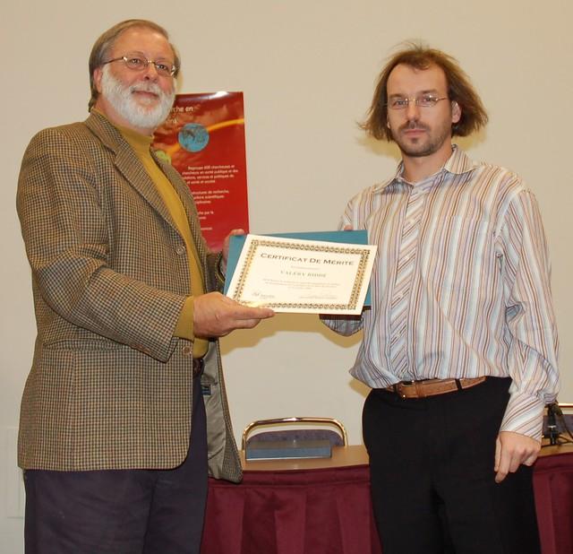 Prix doctorat 2006