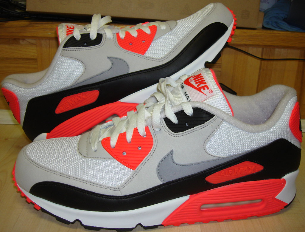 przytulnie świeże ekskluzywne buty niższa cena z Nike Air Max 90 Infrared 2010 | LEGENDARY CLASSIC. If you ar ...