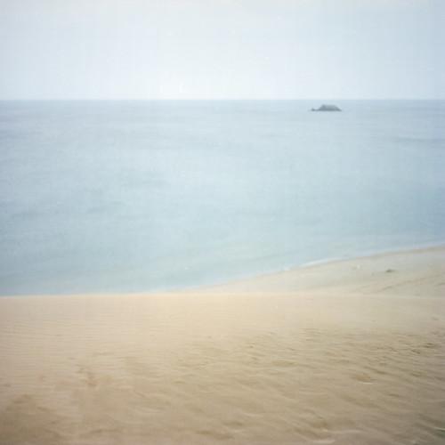 japan landscape nikon kodak bronica nikkor portra sandhill tottori s2 160nc zenzabronica tottorishi nikkorp75cmf28 tottorisandhill