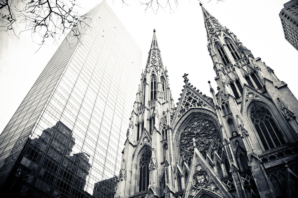 St. Patrick's Cathedral by Jorge Quinteros, on Flickr