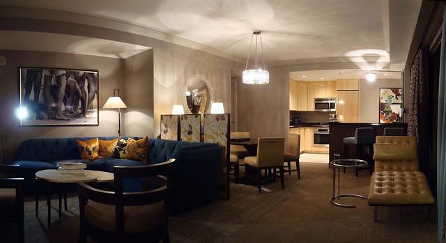 The cosmopolitan of las vegas flickr photo sharing for Terrace suite cosmopolitan
