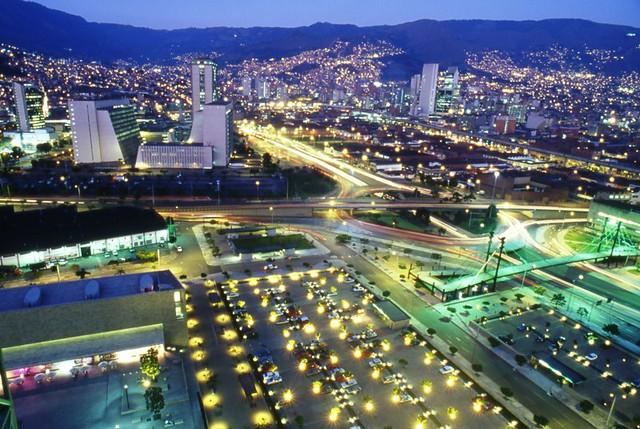 Panorámica de Medellín 1