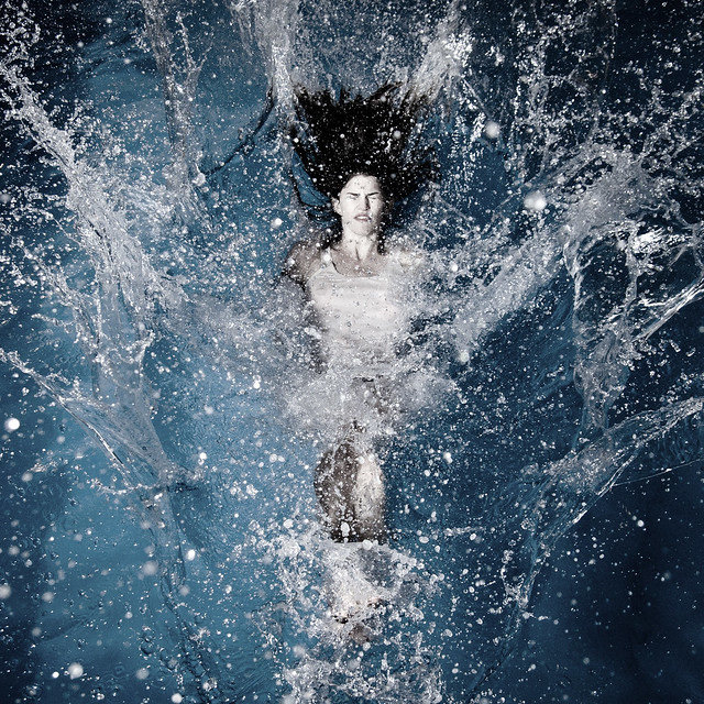 The Lady of the Dancing Water por Diego Epstein