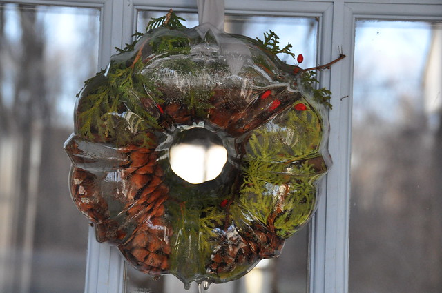 The Other Mary's Frozen Bundt Wreath