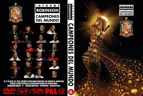 Informe Robinson: Campeones del Mundo