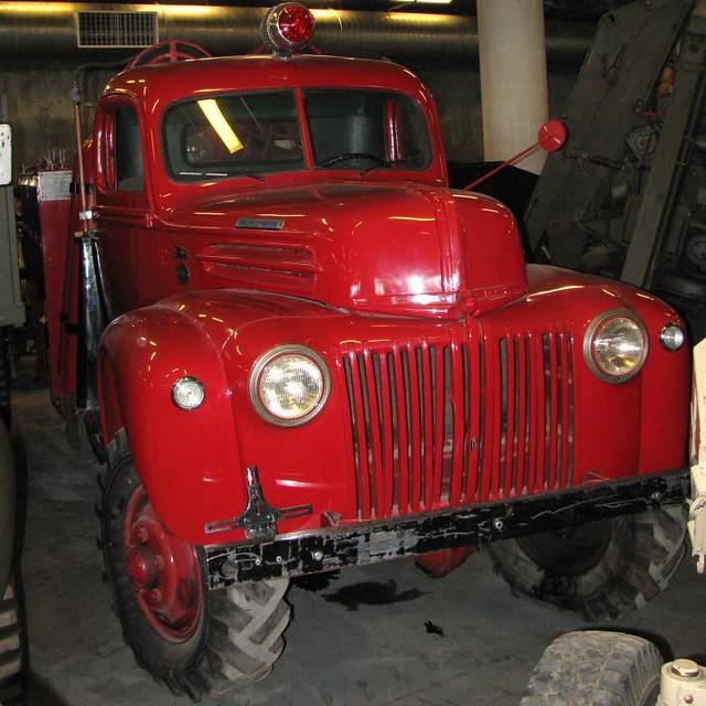 6x6 Ford Truck Conversions – Jerusalem House