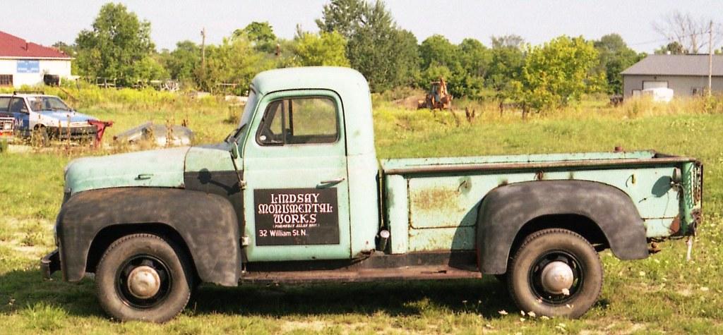 1952 International L-120 pickup | Richard Spiegelman | Flickr