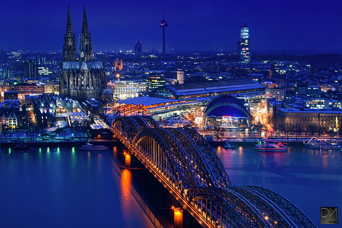 On The Top of Cologne