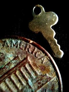 Tiny Thing #46: Extremely Tiny Key