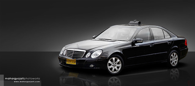 silver bird, Indonesia Premium Taxi
